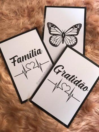 Borboleta,Família,Gratidão