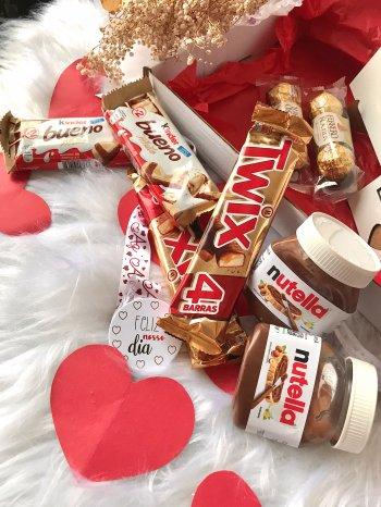 Kit Só Chocolate