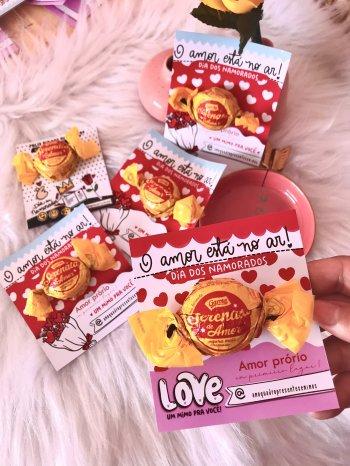Card love+serenata de amor
