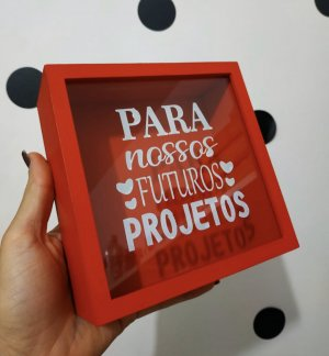Para nossos futuros projetos ( Rosa e azul e preto )