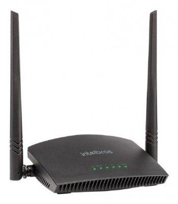 Roteador Intelbras Wi-fi N 300 Mpbs - Rf 301k
