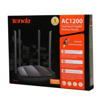 Roteador Tenda Ac1200 Gigabit