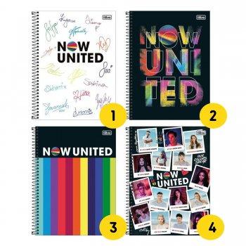 Cadernos Now United Colegiais