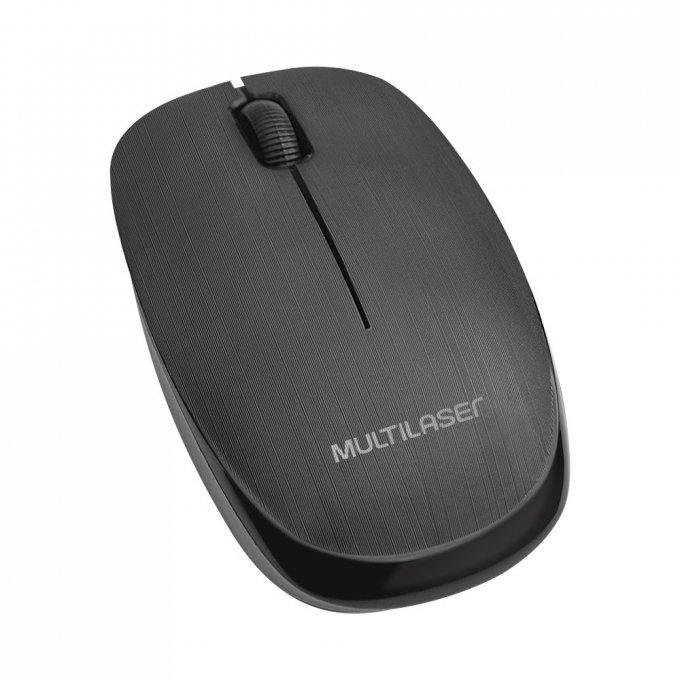 Mouse Sem Fio Multilaser