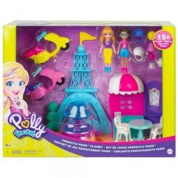 Polly Pocket Conjunto Perfeitamente Paris