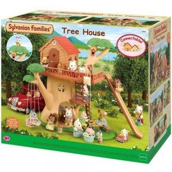 Sylvanian Families Casa na Árvore