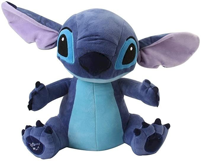 Pelúcia Stitch com Som
