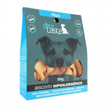 Biscoito The Pet's Taste Hipoalergênico 50g