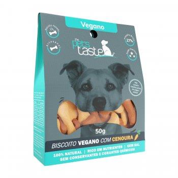 Biscoito The Pet's Taste Vegano 50g