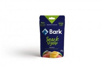 Snack Bark Vegano Manga para Cães 60g