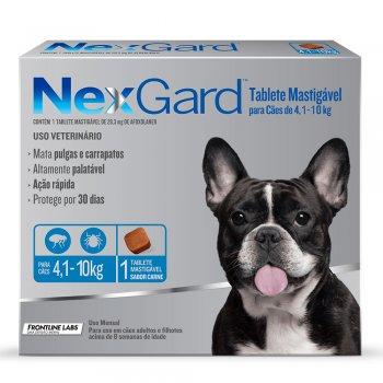 Nexgard M 4,1-10kg 1,25 Gr