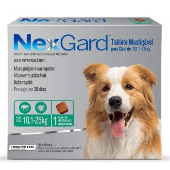 Nexgard G 10,1-25kg 3,0 Gr