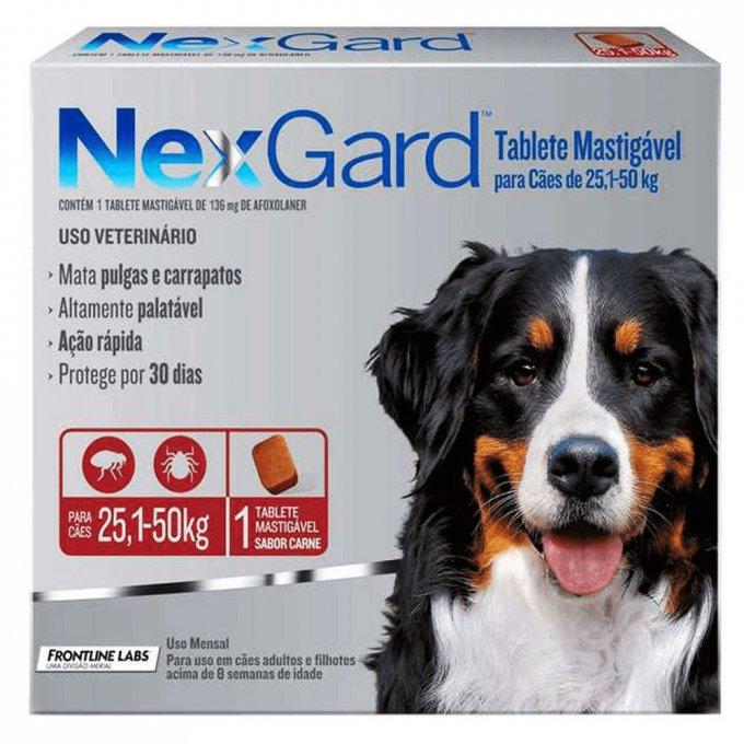 Nexgard Gg 25,1-50kg 6,0 Gr