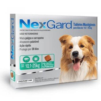 Nexgard 3 G 10,1-25kg 3,0 Gr
