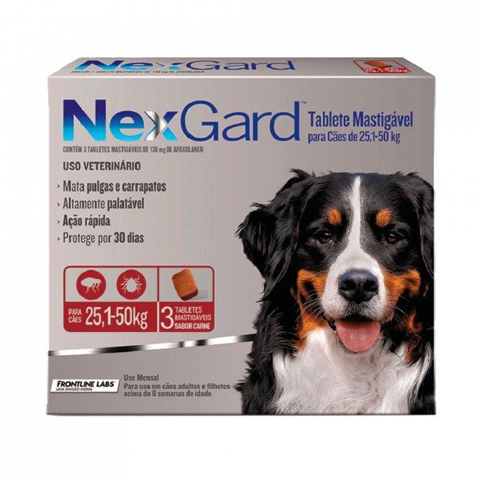 Nexgard 3 Gg 25,1-50kg 6,0 Gr