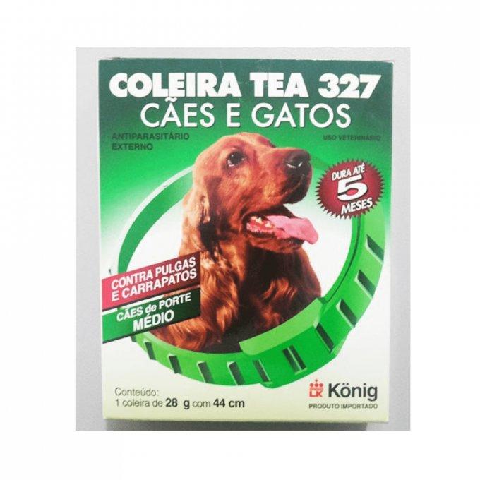 Coleira A/P Tea 327 Cão 28 Gr