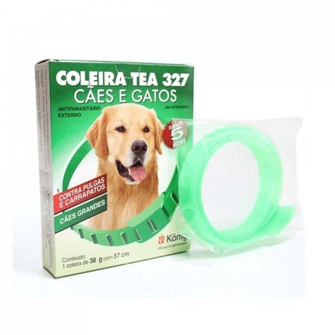 Coleira A/P Tea 327 Cão 38 Gr