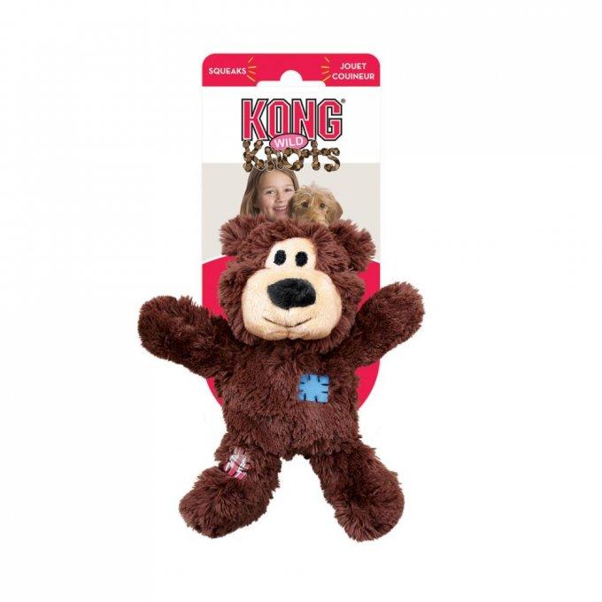 Kong Wild Knots Bear Medium/Large