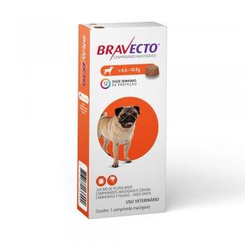 Bravecto 250mg (4,5-10kg)