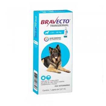 Bravecto Transdermal Cães 1000mg (20-40kg)