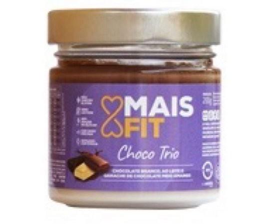 Choco Trio Mais Fit, Sem Glúten, Zero Adição de Açucar e Lactose