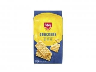Biscoito tipo Crackers Sem Glúten e Leite