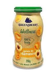 Geleia Damasco 100% Fruta