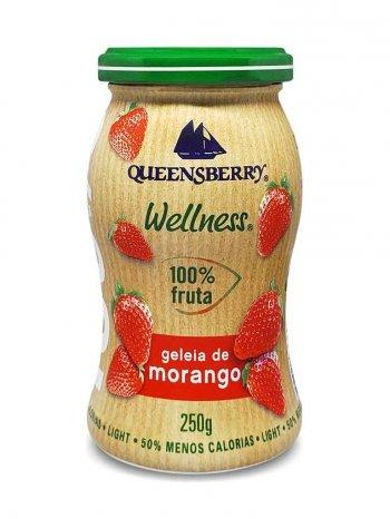 Geleia Morango 100% Fruta