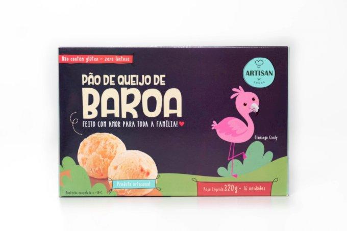 Pão de Queijo de Baroa