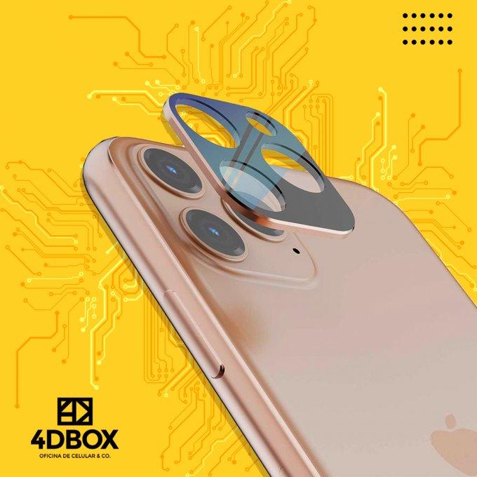 Pelicula para Lente de Iphone