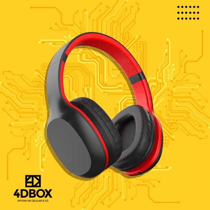Fone de ouvido Bluetooth Groove XTRAX