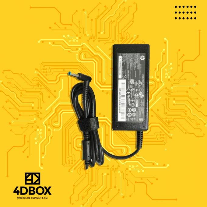 Fonte HP Plug Azul 65 W