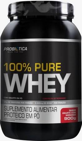 100 % pure whey Probiotica 900g
