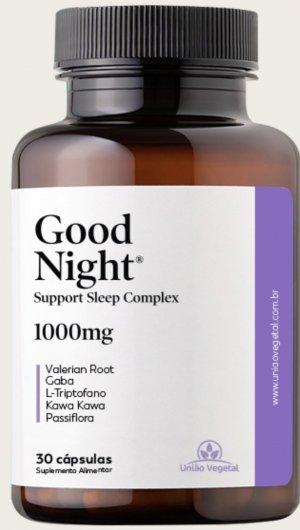 GOOD NIGHT 30X1000MG UNIAO VEGETAL