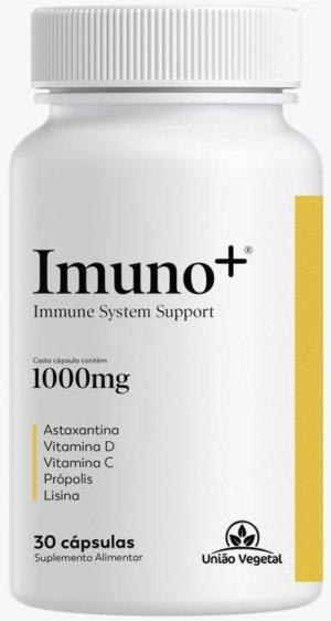 IMUNO+ 30X1000MG UNIAO VEGETAL
