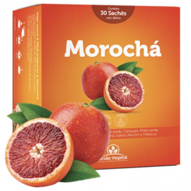 MOROCHA 30 SACHES UNIAO VEGETAL