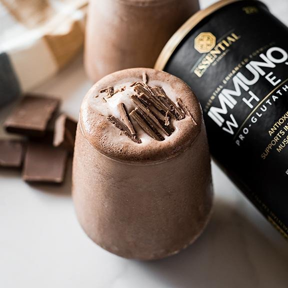 Immuno Whey Sabor Chocolate Essential 465g
