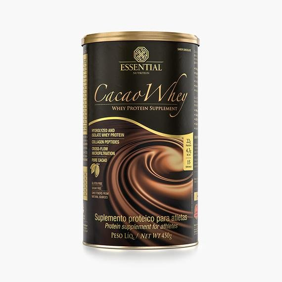 Cacau Whey 450g Essential