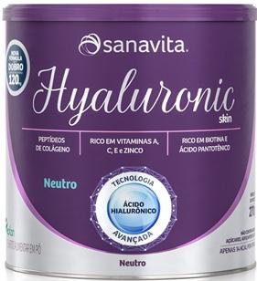 HYALURONIC SKIN 270g   30 porções