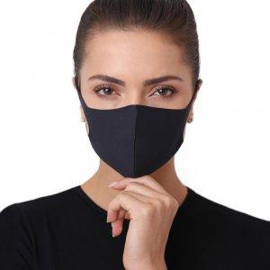 Save mask Mascara Preta