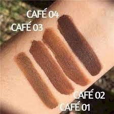 Base Soft Matte Cafe