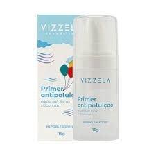 Primer Antipoluição Hipoalérgico Vegano VZ26