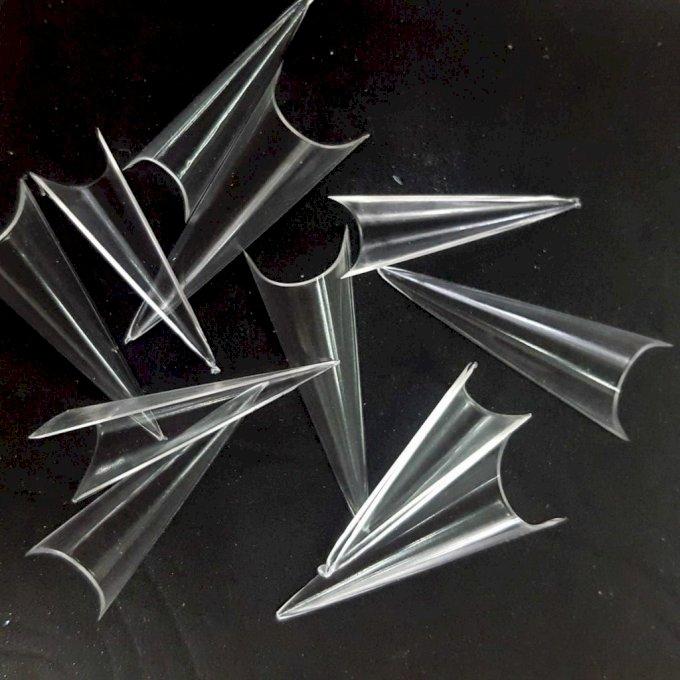 Unha Postica Stiletto Vamp - REY-2036