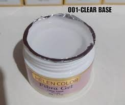 Fiber Gel Uv/Led Helen Color - 001
