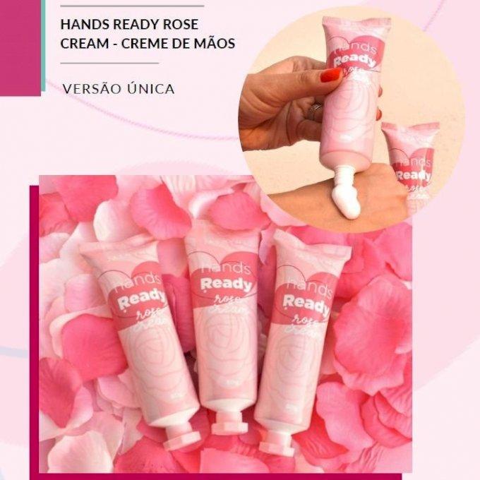 Hands Ready Creme para Maos 80g - JS03016