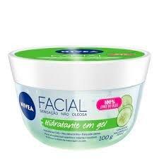 Creme Facial Hidratante em Gel Nivea 100g