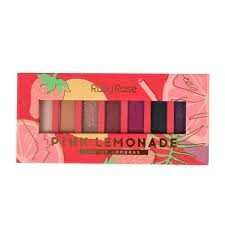 Paleta de Sombras Pink Lemonade Ruby Rose