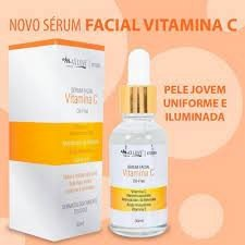 Sérum Facial Vitamina C Oil Free MaxLove