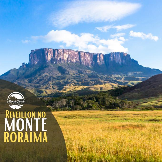 Expedição Reveillon No Monte Roraima