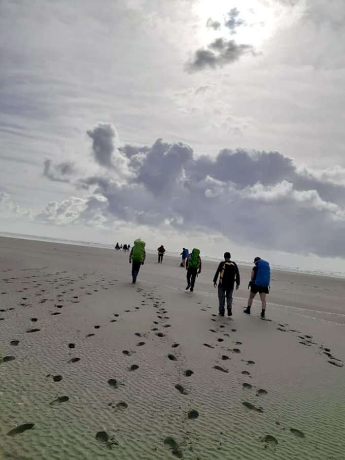 Acampamento na Praia Deserta de Superagui